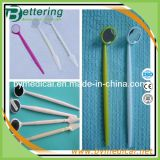 Disposable Plastic Oral Mouth Mirror for Dental Inspection