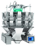 14 Heads Multihead Weigher with 2.5L Double Door Bucket