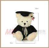 New Fashion Plush Graduation Bear in Stock