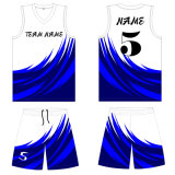 Custom Made Sublimation Basketall Jersey for Youth