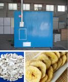 Fruit and Vegetable Drying Machine Tunnel Oven Dehydrator Tray Dryer