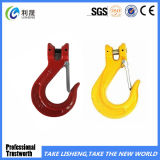 G80 Clevis Sling Hook with Latch with Cast Latch