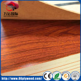 18mm Wood Texture Melamine MDF Board for Home Furniture