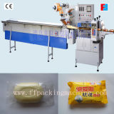 Soap Horizontal Flow Packaging Machine with Servo Motor Control