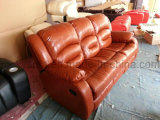 New Modern Home Furniture Recliner Leather Sofa (S9061)