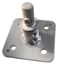 Quick Lock Base Plate for Scaffolding Tube