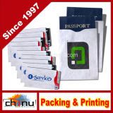 Credit Card & Passport Holders Case Set Wanti-Theft RFID Blocking Capabilities for Security (420032)