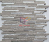 Strip Aluminium Mix Marble Decorate Mosaic (CFS1157)