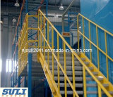 Hot Sale Mezzanine Floor Rack Shelf Used in Warehouse Storage