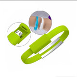 Bracelet Micro USB Sync Data Charger Cable for Android iPhone