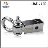 High Quality Chrome Plated Solid D Ring Hitch Receiver