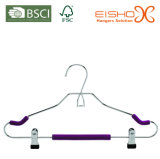 High Quality Wire Hanger for Pants (HHS-1003)
