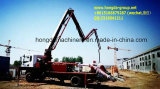 Hongda Group 32m Concrete Pump with Boom
