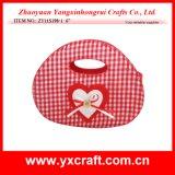 Valentine Decoration Free Sample (ZY11S398-1) Wedding Bag Valentine Day Items