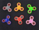 Triangle Gyro Finger Spinner Fidget Plastic Hand for Autism/Adhd Anxiety Stress Relief Focus Toys Gift