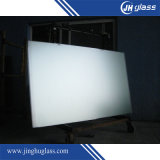 8mm Flat Acid Etch Frosted Glass for Shower Door