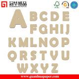Logo Printed Memo Pad Letter Shaped Paper Memo Pad