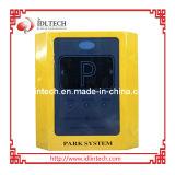 Long Range RFID Reader in Parking Lot