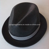 Fashion Mens 100%Paper Straw Cowboy Hat