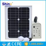 12V 20W Solar Power System for Home Application