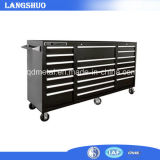 Garage Used Tool Chest, Steel Drawers Tool Workbench