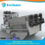 Dehydrator Sludge Dewatering Machine for Percolated Fluid Better Than Belt Press