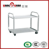 Assembly Stainless Steel Trolley with Knock Down Design