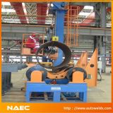 Cantilever Type Automatic Pipe Welding Machine