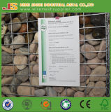 1mx0.8mx0.3m Heavy Duty Galvanized Welded Gabion Box for Garden (manufacture)