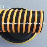 Plastic Rib Spiral PVC Pipe for Conveying