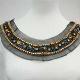 Appiques Beading Fashion Collar Necklace (HMC090)