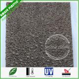 Plastic Sheeting Roll Bronze Polycarbonate Big Diamond Embossed Sheets Price