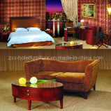 Hotel Wooden Bedroom Furniture (ZXX-2002)
