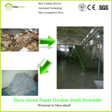 Dura-Shred Asia Paper Mill Paper Recycling Machine Prices (TSD1340)