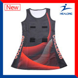 Healong Sublimated OEM Netball Bodysuit