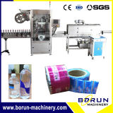 Automatic Pet Label Shrink Sleeve Wrapping Machine for Drinking Bottles