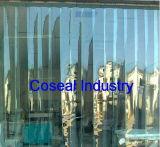 Light Green Super Transparent PVC Curtain/Flexible PVC Extrusion