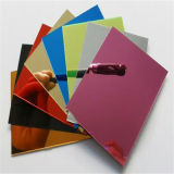 Mirror Acrylic Sheet 4mm Sliver Mirror Acrylic Plate