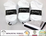 Anti-Bacterial Itch Free Ankle Cotton Blends Sport Sock