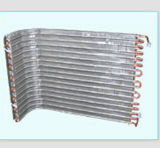 L Shape Copper Tube Condenser