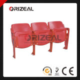 Stadium Chairs with Arms and Cup Holder Oz-3060 Tip up Seat
