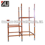 Q235 Steel Cuplock Scaffolding for Concrete Slab (CS2500) , Guangzhou Manufacturer