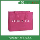 Hot Pink 100GSM Non Woven Shopping Bag