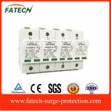 Iimp 12KA three phase SPD surge protective devices