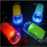 Mini Plastic Car LED Keychain (LKC017)
