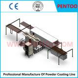 Manual Powder Coating Line for Aluminum Wheel Hub