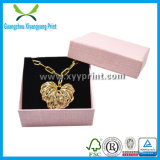 Luxury Paper Jewelry Gift Packaging Box for Ring Necklace