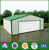 Prefabricated Steel Structure Building for Garage
