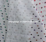 Cotton Yarn Dyed Dobby with Clip Fabric (LZ2138)
