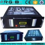 LED Stage Lighting Control Product 6CH 1kw Digital Dimmer Pack